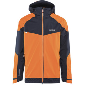 Regatta Oklahoma IV Miehet takki , oranssi/sininen
